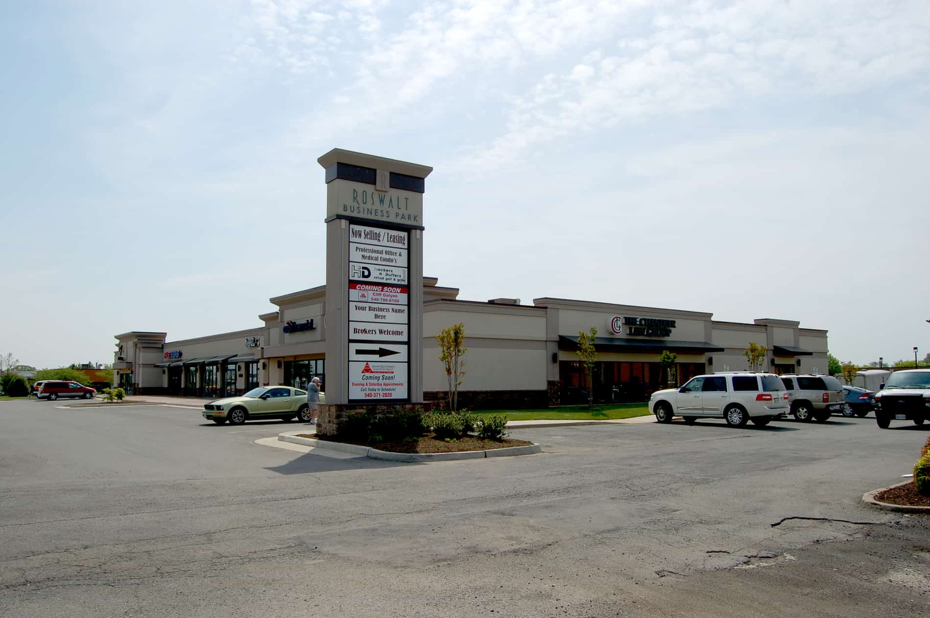 Commercial Realtor in Fredericksburg, VA